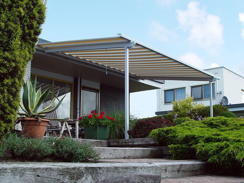 Tende per giardini e terrazzi essediesse